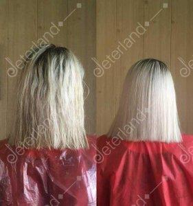 کراتینه نانو گلوبال موی متوسط