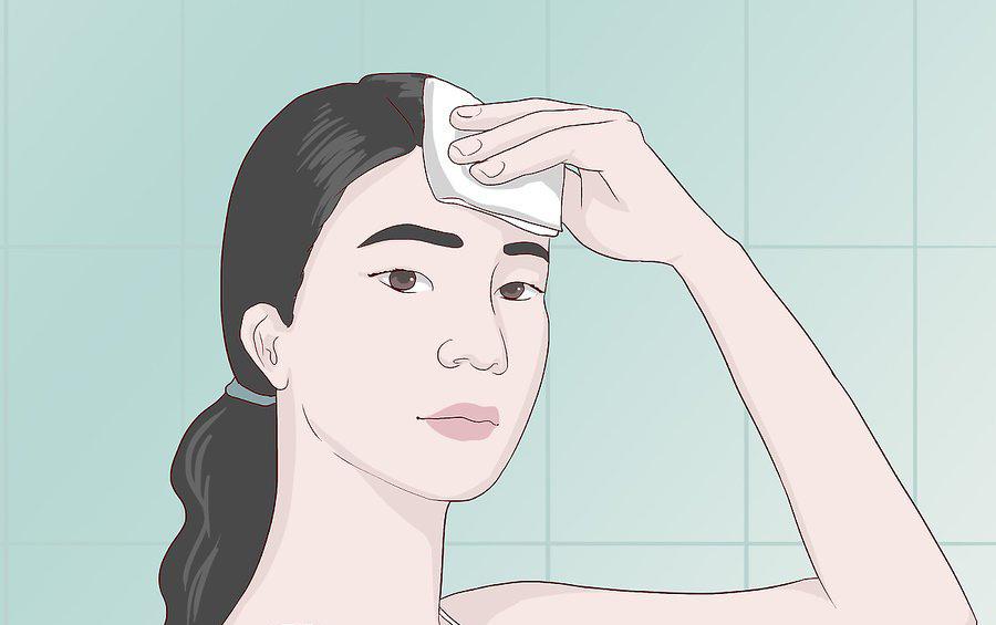 تعیین نوع پوست با پارچه