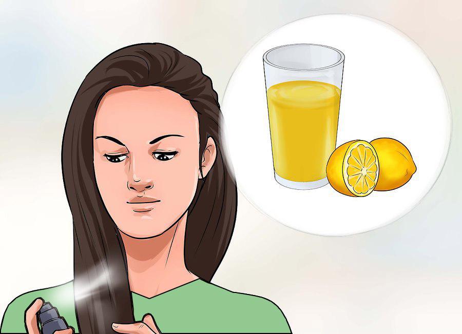 جوش شیرین و آب لیمو را با هم ترکیب کنید