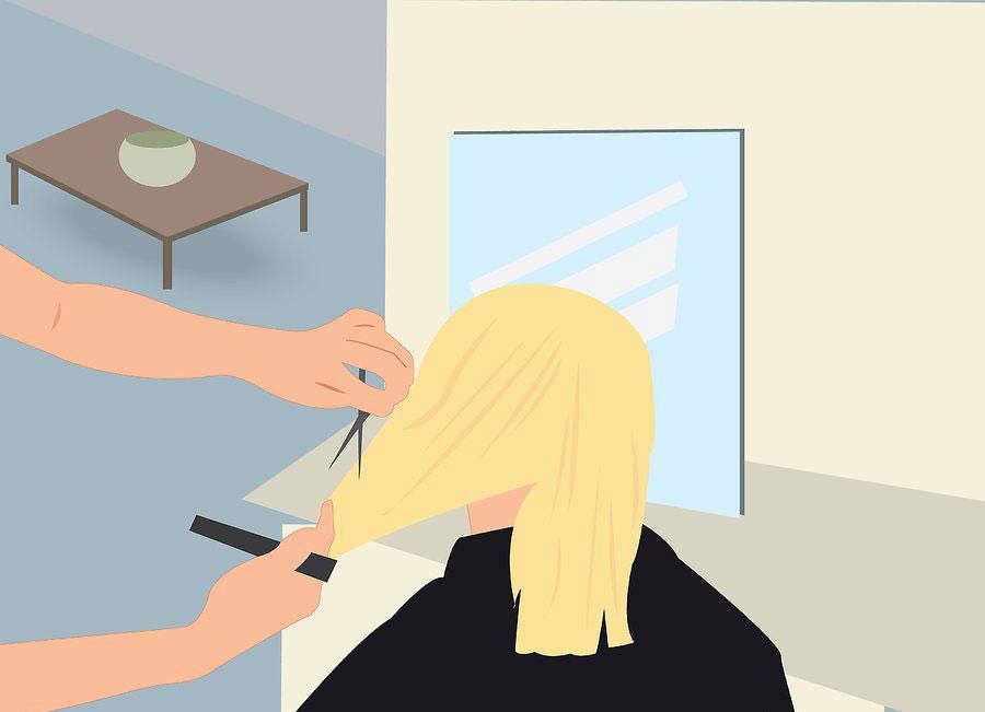 کوتاهی مو دخترانه