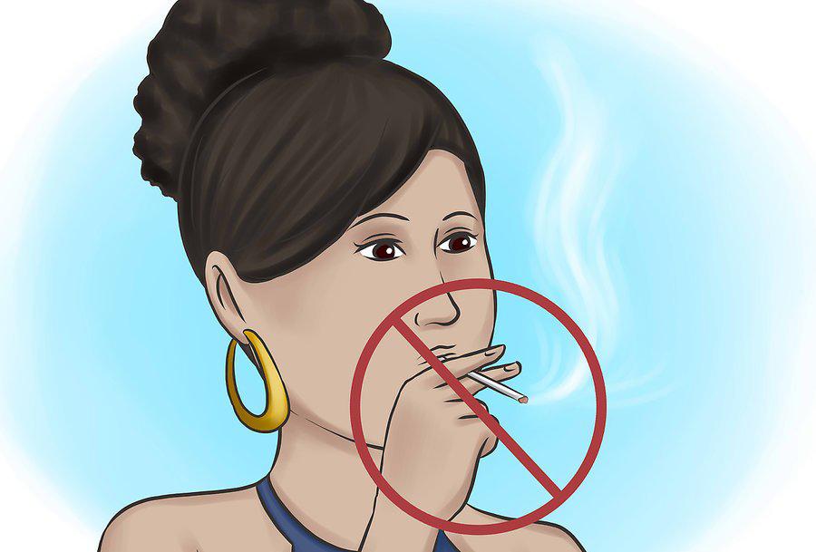 اجتناب از کشیدن سیگار
