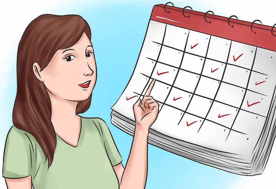 تکرار کار دو بار در هفته قبل از خواب