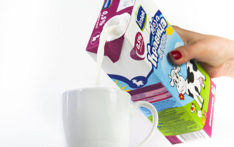 دو پیمانه شیر