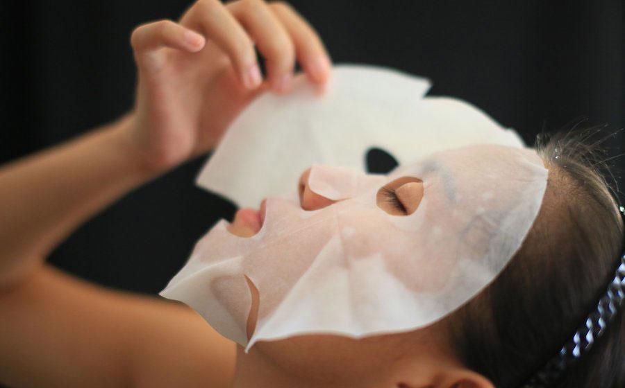 استفاده از ماسک صورت براساس نوع پوست