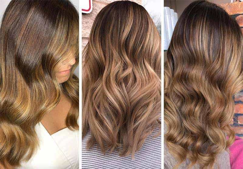 انتخاب فرمول مناسب ترکیب رنگ مو