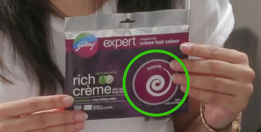 انتخاب بهترین و مناسب ترین رنگ مو