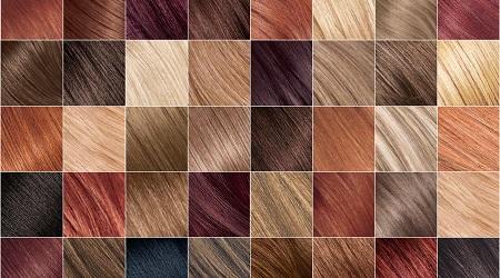 روش های رنگ مو