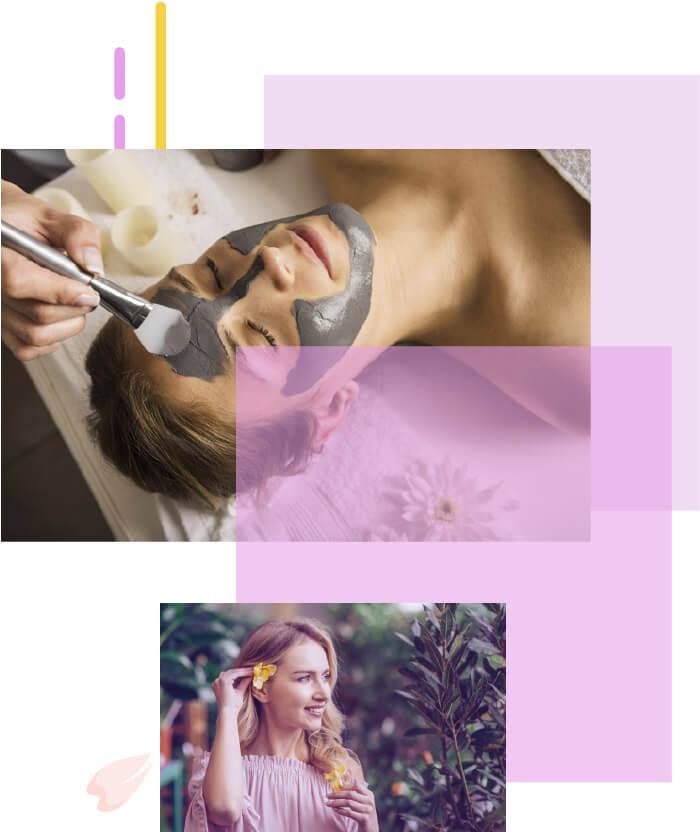 آموزش آرایش صورت مراقبت از پوست و مو