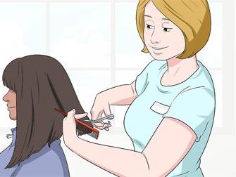قیچی مناسب کوتاه کردن اکستنشن مو