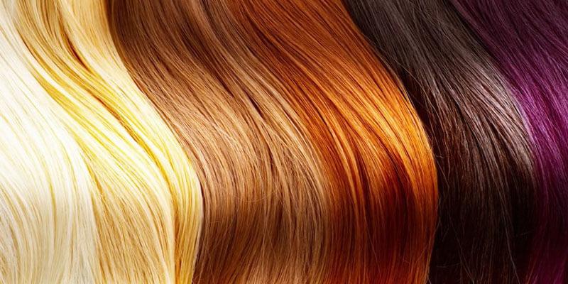 انتخاب رنگ موی مناسب با چهره