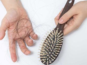 درمان ریزش مو ناگهانی