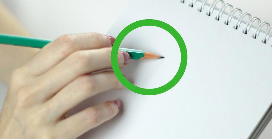 با مداد کار خود را آغاز کنید