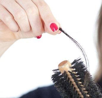 انواع مو های نازک